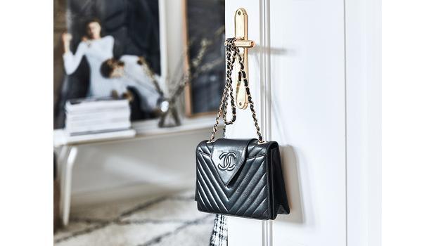 Luxus Vintage Taschen Mit Louis Vuitton Chanel Hermès