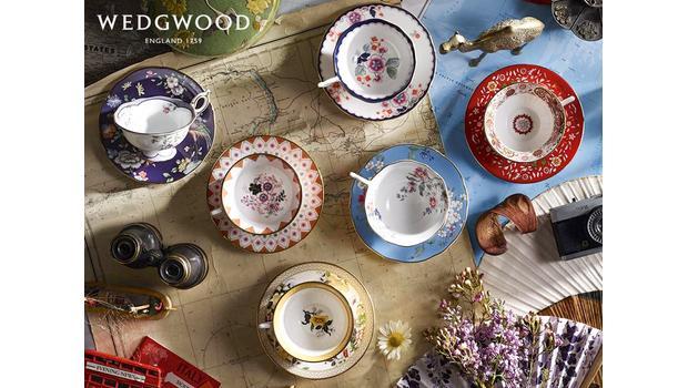 Wedgwood Wonderlust