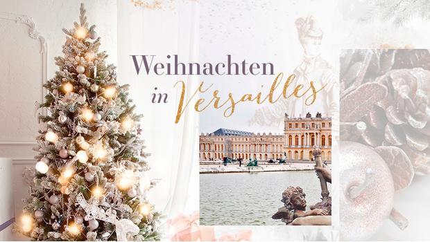 Weihnachten in Versailles
