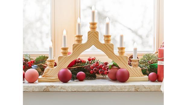 Traditionelle Weihnachts-Deko