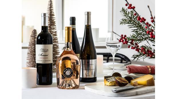 Weinbegleitung fürs Fest