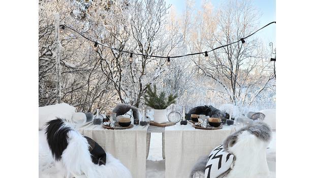 Alles fürs Winter-BBQ