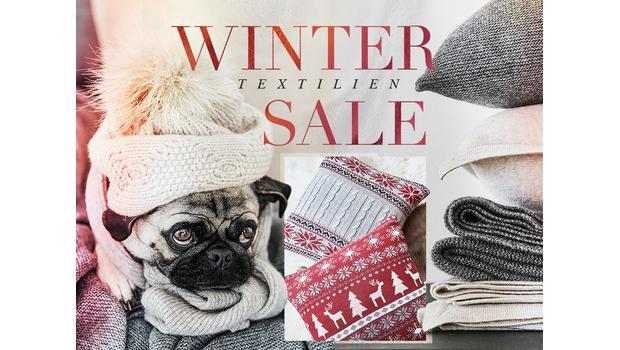 Der große Wintertextilien-Sale