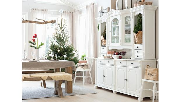 Winterromantik im Shabby-Style