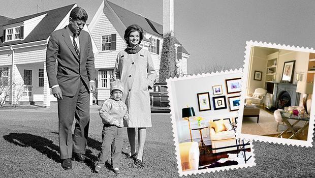 Wohnen wie die Kennedys