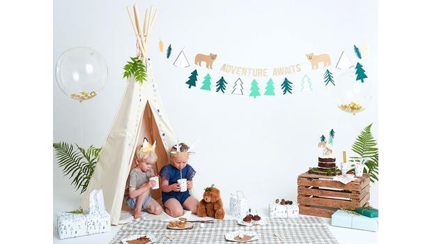 Märchenhaftes Kinderzimmer