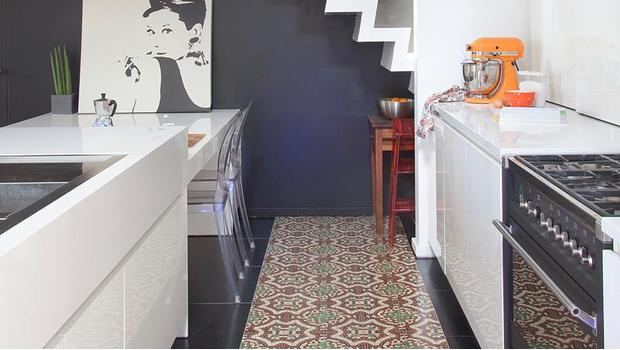 Floorart Bodenmatten Pflegeleichte Vinyl-Teppiche | Westwing