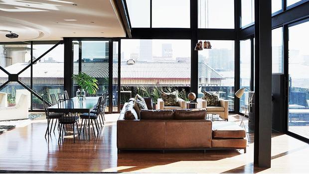 Stilvoller penthouse chic klassisch trifft minimalistisch westwing