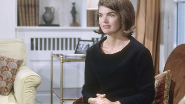 Hommage an Jackie Kennedy