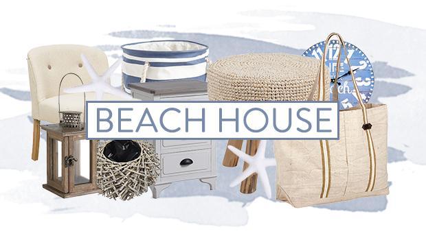 Beach-House-Flair für alle