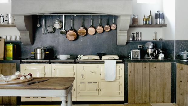 Lust auf Landhausküche