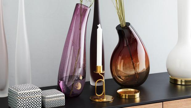 Glas-Kunst aus Murano