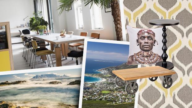 Cooles Kapstadt-Loft