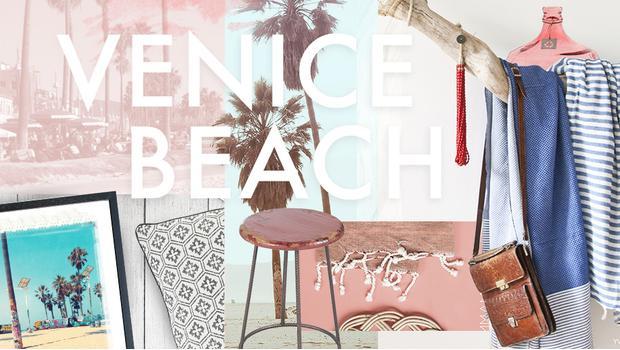 Wohnen wie in Venice Beach