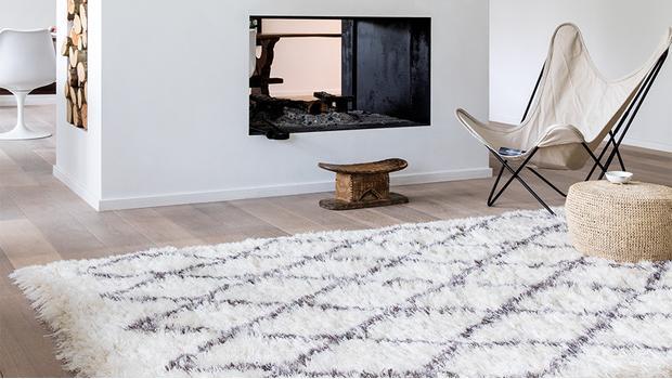 Kuschelige Trend-Teppiche