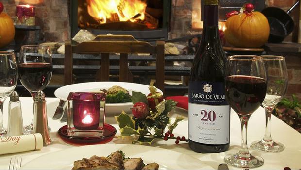 Die Weinbegleitung fürs Fest