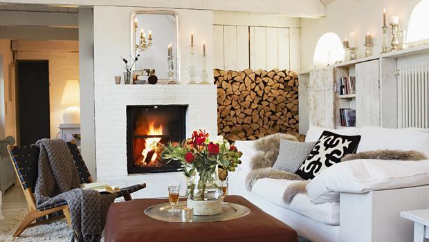 Wohnen Im Lodge Stil Interieur Mit Hütten Flair Westwing