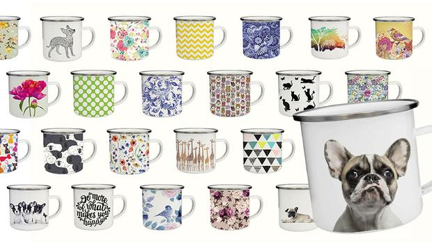 Happy Summer Mugs