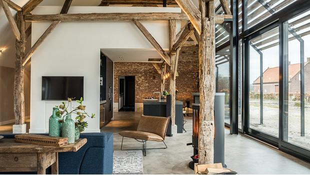 Wohn-Inspiration: Loft-House
