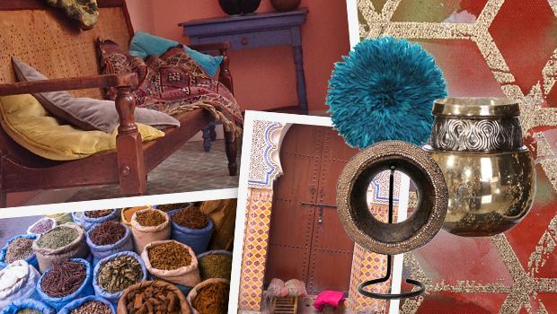 Wie im magischen Maghreb