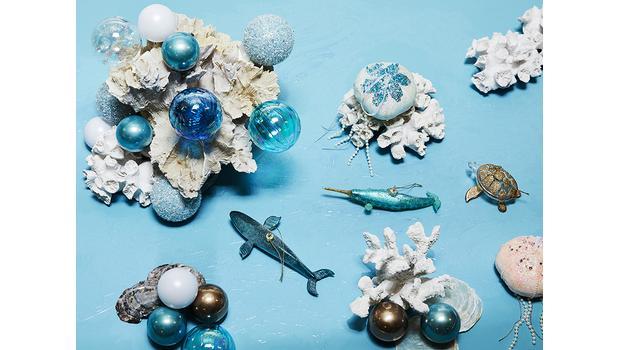 Navidades bajo el mar