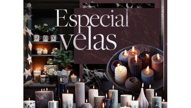 Especial velas