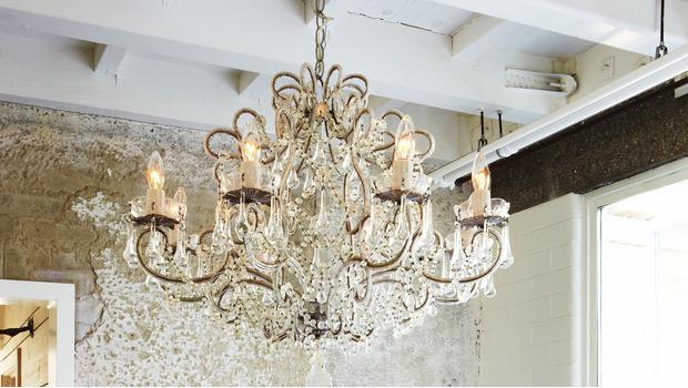 Especial chandeliers