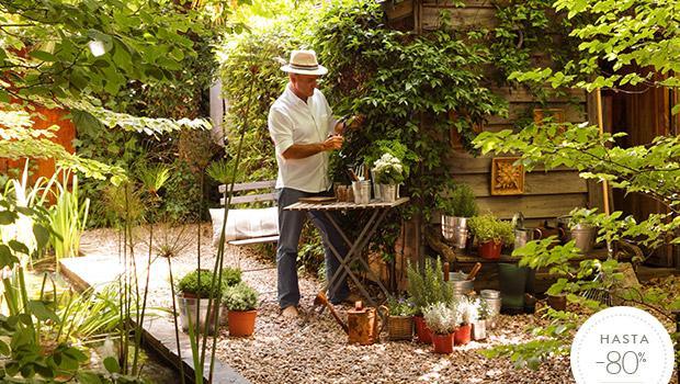 Un jardín con encanto