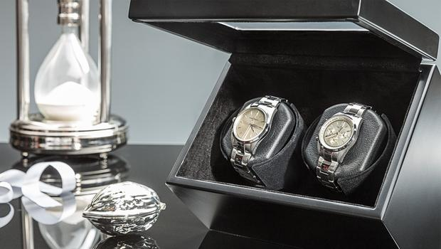 Cajas para relojes automáticos