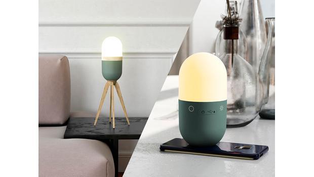 La lámpara inteligente