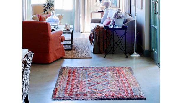 10 maneras de lucir un kilim