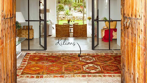 Adictos a los kilims