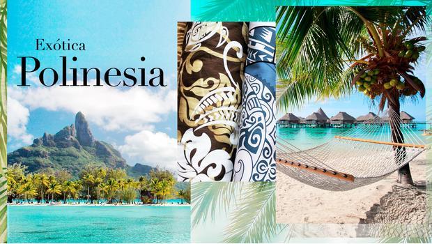 Viaje a las islas polinesias
