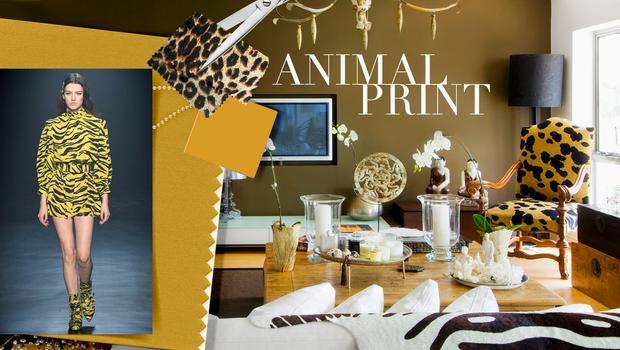 Tendencia: animal print