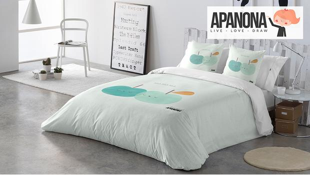 Ropa de cama Apanona