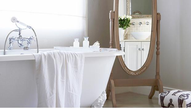Baño coqueto