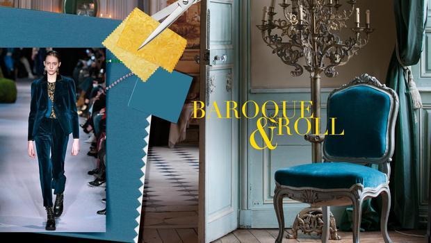 Tendencia: Baroque & roll