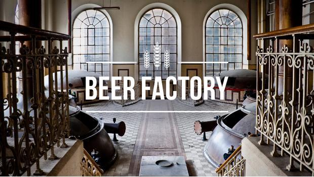 Visita a la fábrica de cerveza