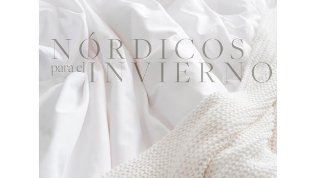 Rellenos nórdicos y almohadas