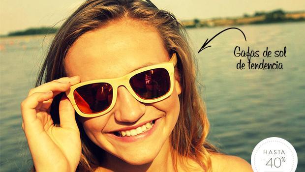 Gafas de sol de marca