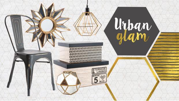 Urban glam