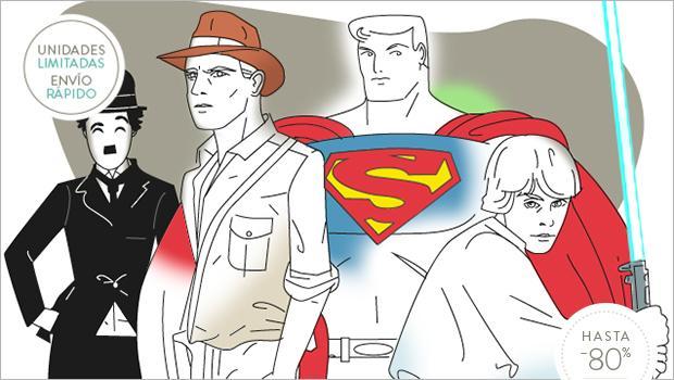 Héroes del cine