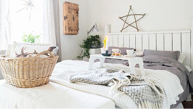 Refresca tu dormitorio