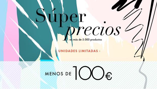 Menos de 100€