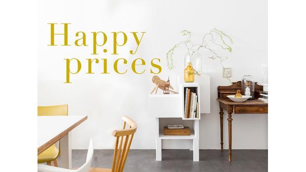 Happy precios