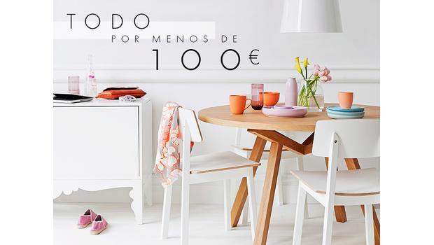 Todo por menos de 100€