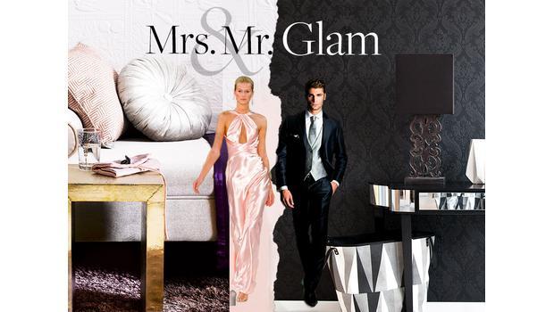 Mr. & Mrs. Glam