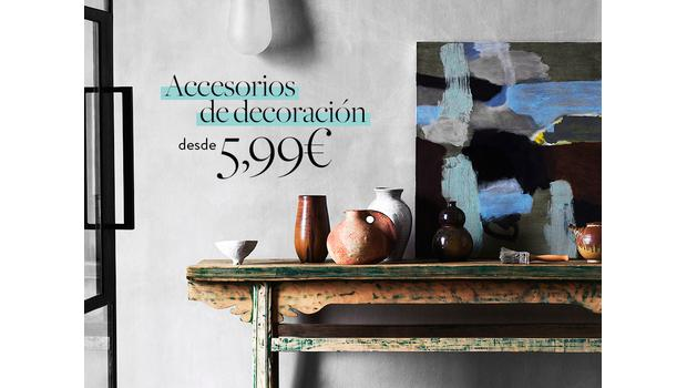 Accesorios de decoración