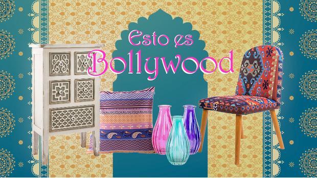 A ritmo de Bollywood