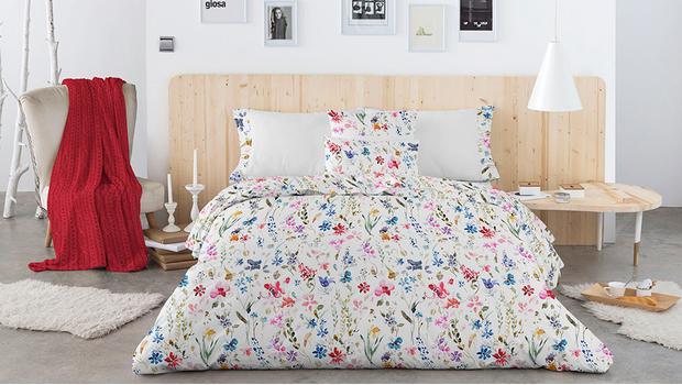 Ropa de cama estampada